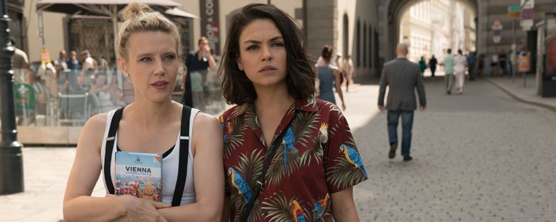 Susanna Fogel talks making 'The Spy Who Dumped Me'