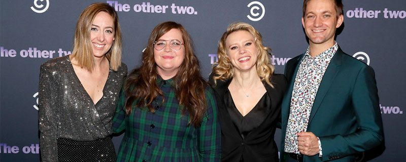 Kate McKinnon attends Comedy Central's 'The Other Two' Series Premiere Party