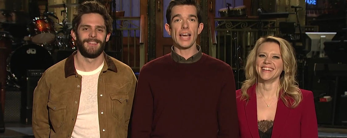 Saturday Night Live: 44×14 – John Mulaney/Thomas Rhett (Promo)