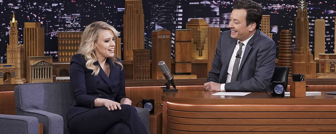 Kate McKinnon talks 'Heads Will Roll' on The Tonight Show Starring Jimmy Fallon