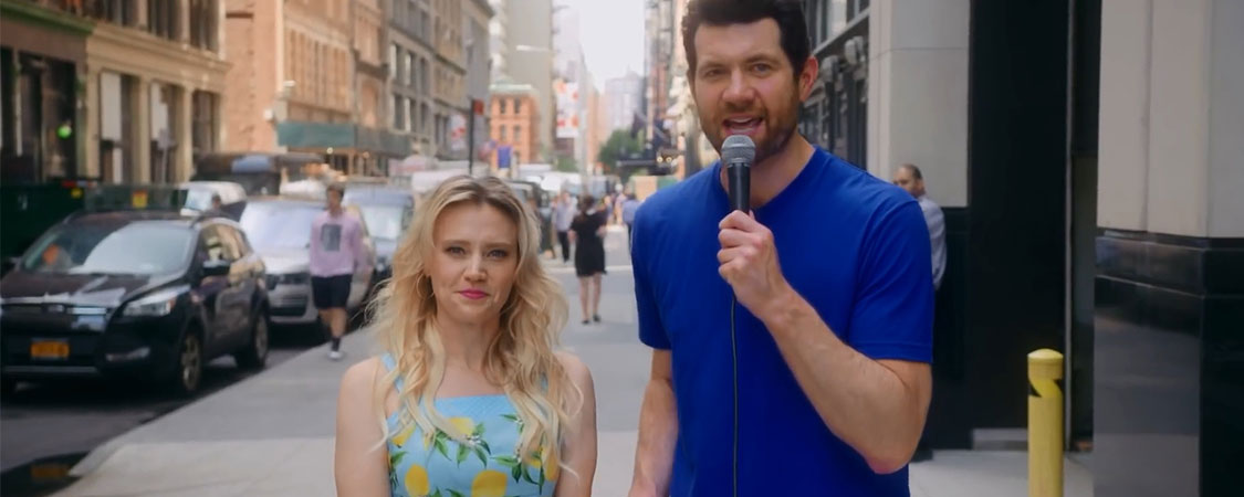 Billy on the Street with Kate McKinnon (as Reese Witherspoon)