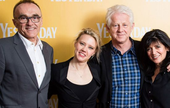 Kate McKinnon attends Special Screening of 'Yesterday' In Gorleston