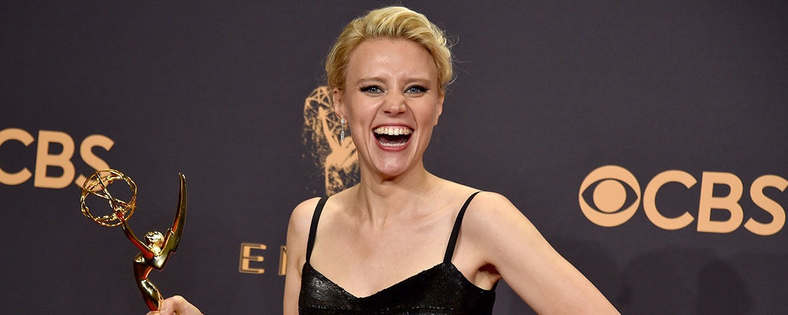 Kate McKinnon receives Emmy nomination
