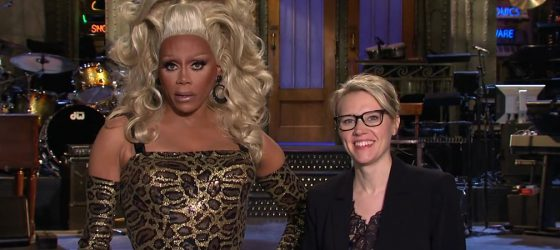 Kate McKinnon joins RuPaul in New SNL Promo
