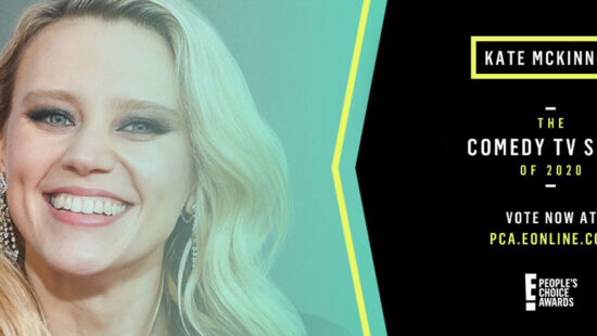 Kate McKinnon and SNL Nominated for the 2020 People's Choice Awards