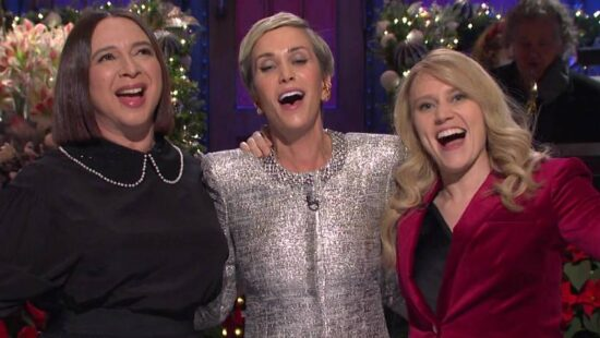 Saturday Night Live: 46×09 – Kristen Wiig/Dua Lipa