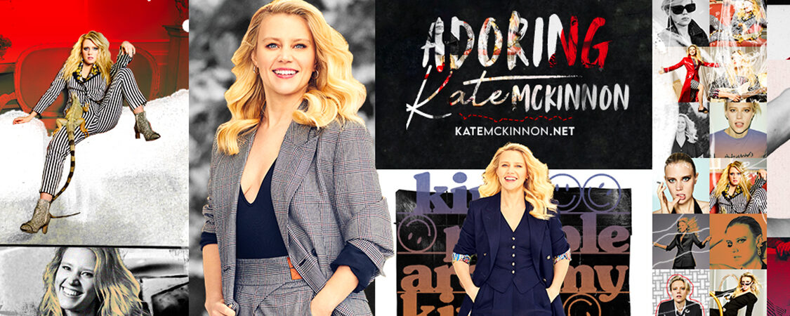 Welcome to the new version of Adoring Kate McKinnon!